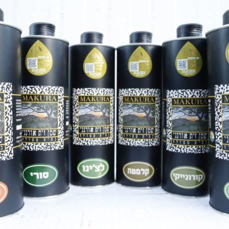 750ml Olive Oil Tins
