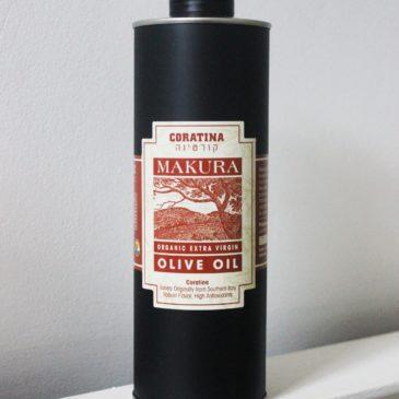 Organic Coratina 750 ml Tin