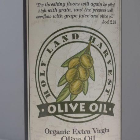 Holy Land Harvest Olive Oil Tin