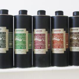 Organic Leccino 750 ml Tin