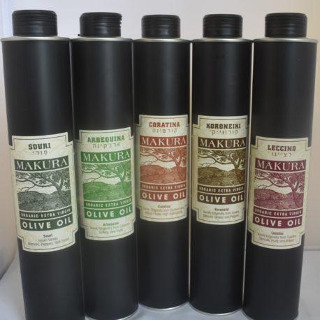 500ml Makura Olive Oil Tins